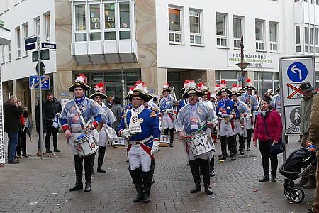 Karneval Umzug