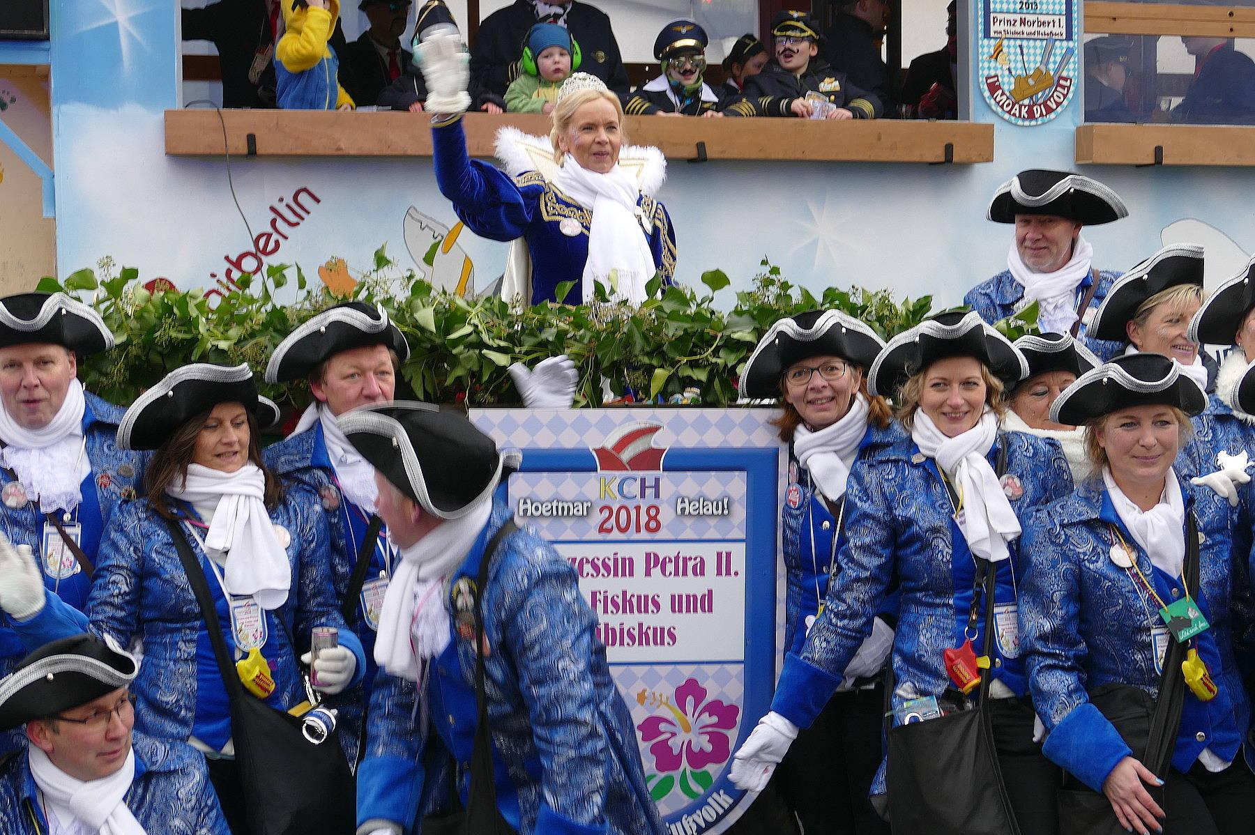 Karneval in Hoetmar