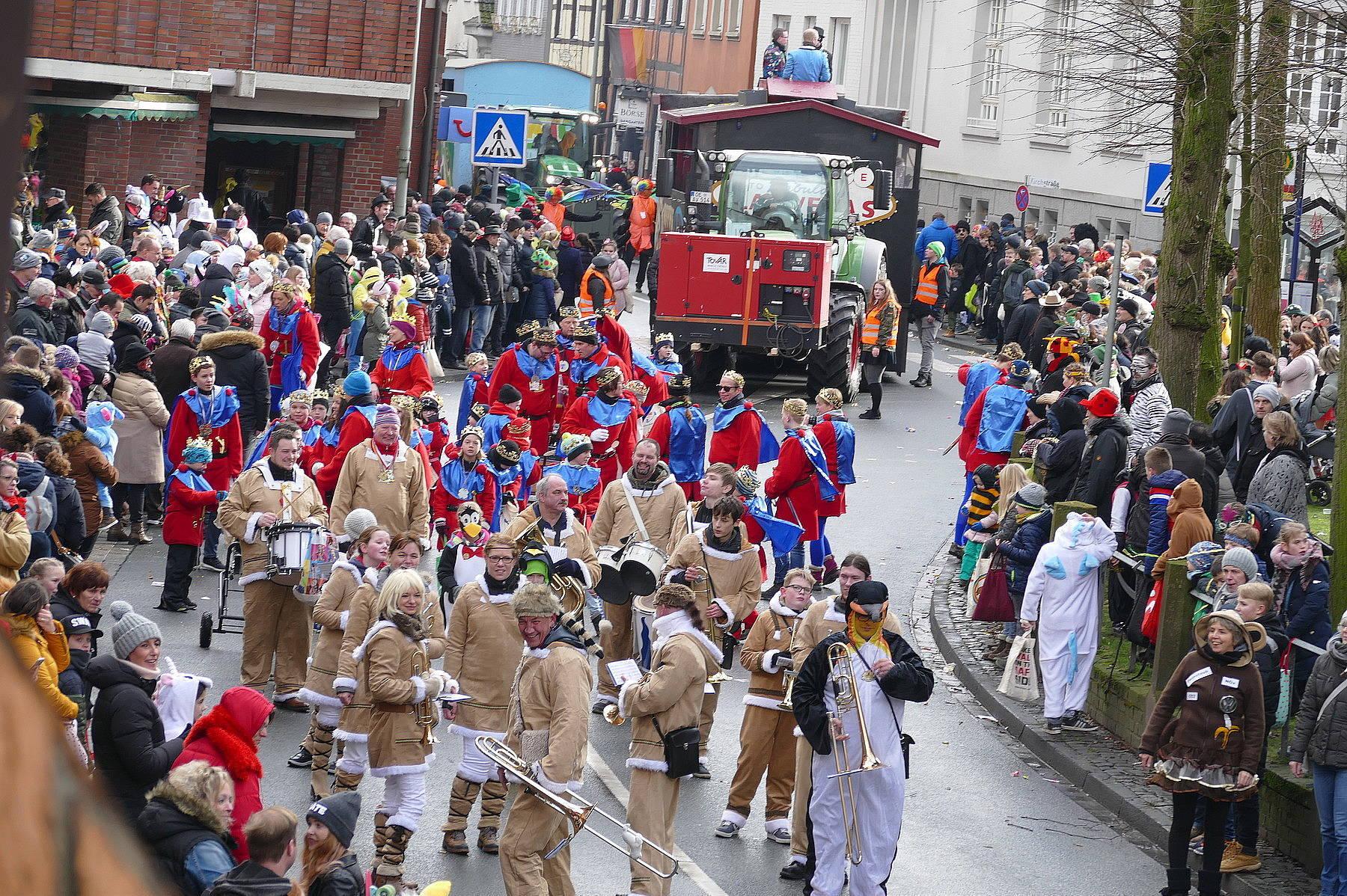 Karneval in Sendenhorst