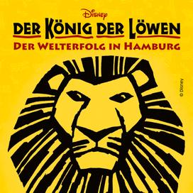 Logo Disney Musical König der Löwen