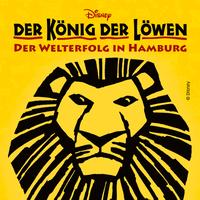 Logo Musical König der Löwen