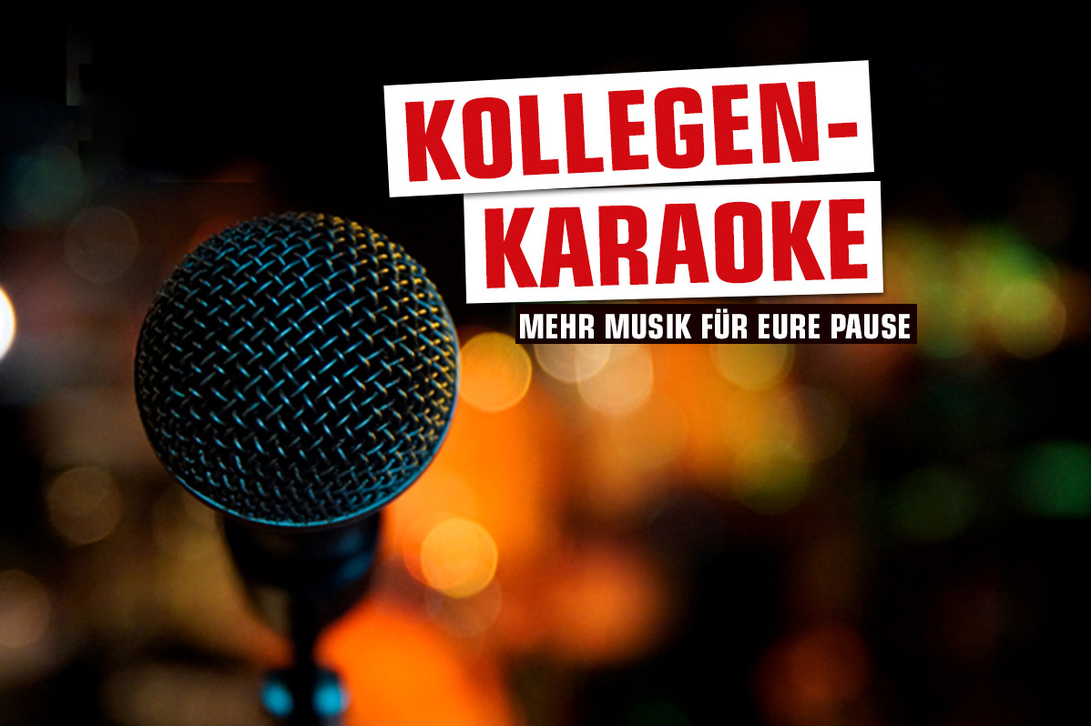 Kollegen-Karaoke