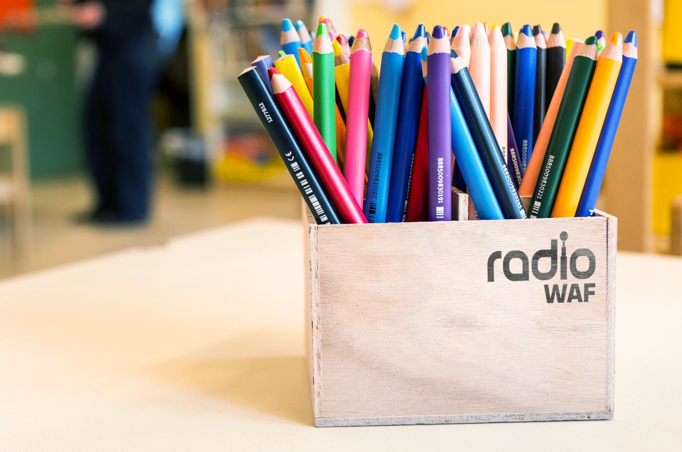 Radio Waf Zum Ausmalen Radio Waf